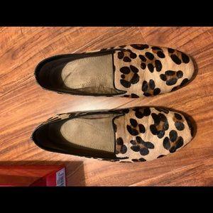 Aerosoles Leopard Flats 8.5